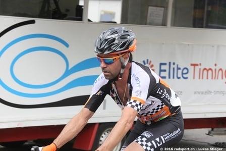 Radsportler Vitor Viegas