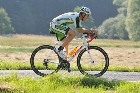 Halb-Ironman Triathlon Wiesbaden