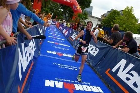 Ironman Laufen