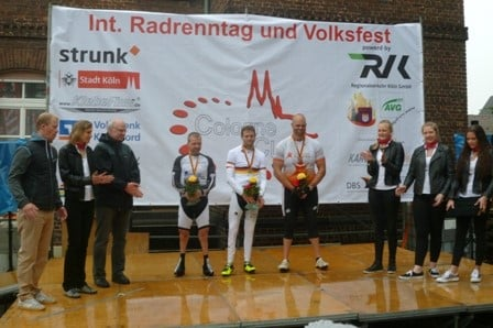 Paracycling Deutscher Meister Steffen