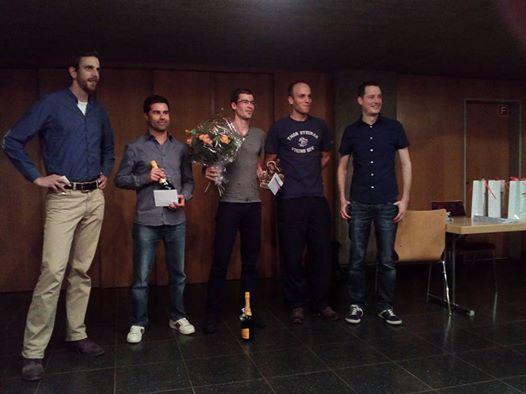 Podium BHFM 2016 Müller Viegas Staub