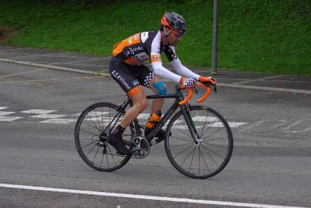 Radsportler Vitor geht in die Winterpause