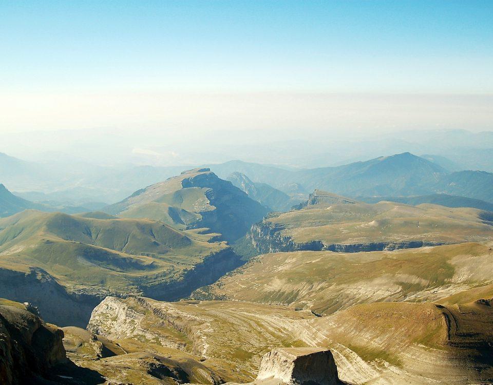 Mit Marathontraining durch die Pyrenäen