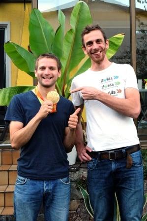 Steffens Goldmedaille